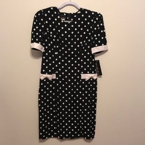 Vintage dress by My Michelle! Size 12 New!!